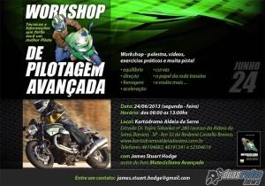 Workshop de pilotagem avancada