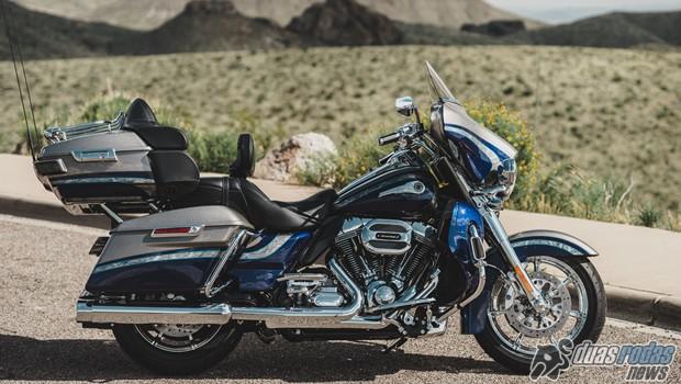 Harley-Davidson CVO Limited 2016
