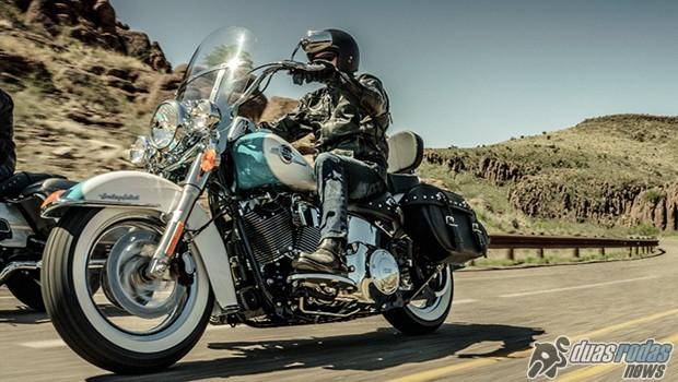 Harley-Davidson Heritage Softail Classic 2016
