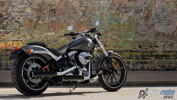 Harley-Davidson Softail Breakout 2016