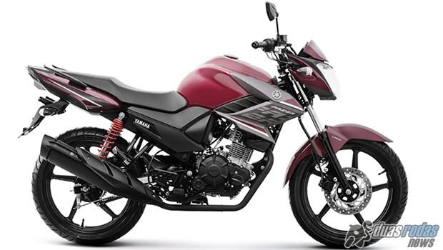 Yamaha Fazer 150 SED 2017
