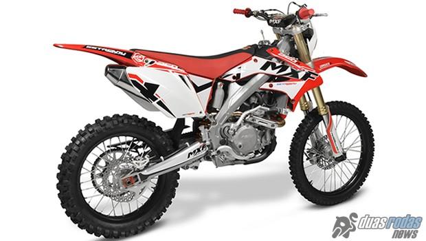 MXF 250F 2016