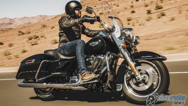 Harley-Davidson Road King Classic 2017