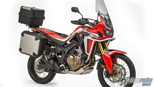 Honda Africa Twin Travel Edition